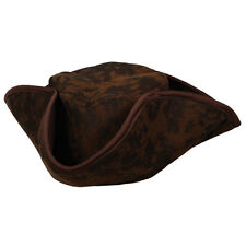 Caribbean Pirate Hat Outfit Accessory for Jack Fancy Dress