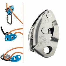 Petzl GRIGRI 2 Belay Device Rock Climbing Protection. Assisted Braking.