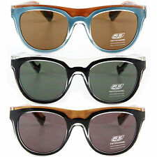 "55DSL - Diesel Men's Women's Sunglasses ""Mike Hawk"" Sunglasses Clubmaster Retro"
