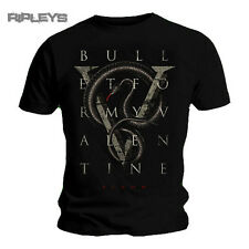 Official T Shirt Bullet For My Valentine ~ V is for Venom All Sizes