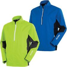 Sunice Mens Bishop Paclite Gore-Tex Pullover Waterproof Golf Jacket