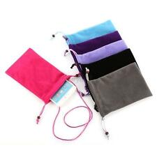 Cell Phone Mobile Neck Strap Sleeve Case Pouch Bag For iphone 6 Plus/Samsung F71