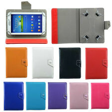 "Universal 7"" PU Leather Case Cover Folio Stand For Tablet PC / MID / Android"