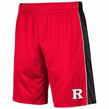 Rutgers Scarlet Knights Colosseum Layup II Shorts - Scarlet