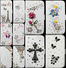 Leather Flip Stand Wallet Card Holder Case Cover For Samsung Galaxy S4 i9500