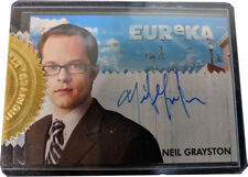 Eureka Autograph Expansion Neil Grayston as Fargo Autograph Card