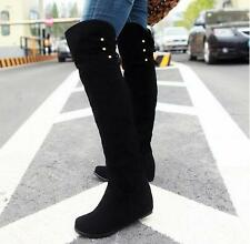 New Fashion Sexy Over The Knee Elegance Knight Long Boot shoes knee high Boots