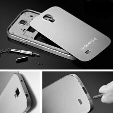 Case For Samsung Galaxy S4 I9500 Ultrathin Full Protect Aluminum Cover Housing