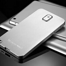 Case For Samsung Galaxy Note 3 III N9000 Slim Full Protect Aluminum Cover Pouch
