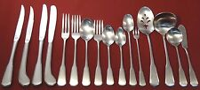 Oneida Deluxe INDEPENDENCE Stainless Satin USA Silverware Flatware Pieces CHOICE