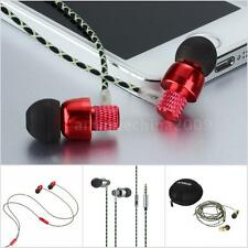 In-Ear Stereo Headset Earphone Headphone for iPhone Samsung MP3 / MP4 Tablet