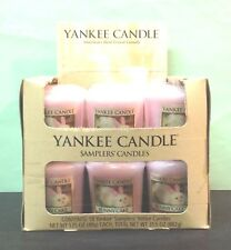 (A-F) 18 Yankee Candle VOTIVE CANDLES By the Case 36 SCENT CHOICES New & Retired