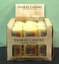 (P-Z) 18 Yankee Candle VOTIVE CANDLES By the Case 33 SCENT CHOICES New & Retired