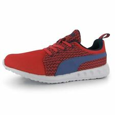 Puma Womens Ladies Carson Knit Trainers Lace Up Nylon Runners Run Sports Shoes