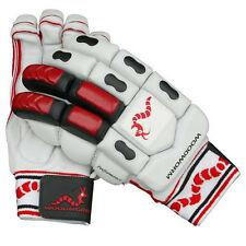 *NEW* WOODWORM PERFORMANCE CRICKET BATTING GLOVES, Large Mens / Mens / Youths
