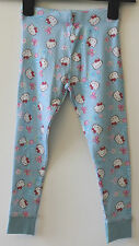 Girls Ex George Pale Blue Hello Kitty Leggings NEW age 18-24 months