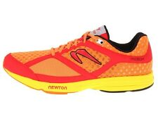 Newton Motion Stability Trainer Men's Running Shoes Orange/Red $175 NEW US 9 D
