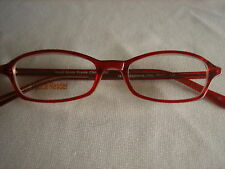 RED Frame OPTICLE READING GLASSES R2005