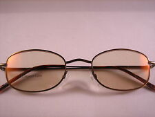 Quality COMPUTER READING GLASSES W/ FREE GLASS CASE / Any Strength #9931