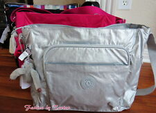 New w Tag Kipling Kyler Baby Bag Diaper Bag w Changing Pad