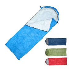 Camping Sleeping Bag with Hollow Fiber 10-15℃ degree Camping Outdoor Hiking 89ZR