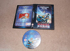 MANGA FORCE MACROSS PLUS EPISODES 3 & 4 DISC VERY GOOD FREE UK P&P