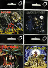Iron Maiden - Fridge Magnet 3 Inch Square official licensed product