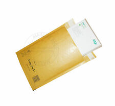 Mail Lite Bubble Lined Mailer Size D/1 Gold DVD Padded Mailing Bag