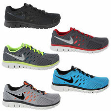 NIKE FLEX RUN MSL RUNNING SHOES TRAINERS JOGGING SHOES FREE UNISEX 40 - 46