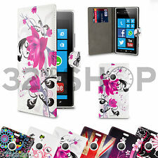 WALLET FLIP PU LEATHER CASE COVER For Nokia Lumia 1320 /1520 SCREEN PROTECTOR
