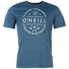 ONeill Mens Cordon T Shirt Short Sleeve Crew Neck Top Tee Clothing Wear