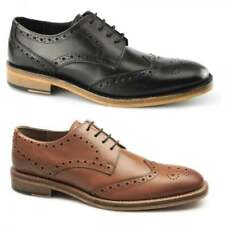 Catesby Shoemakers SURREY Mens Derby Leather Goodyear Welted Formal Brogue Shoes
