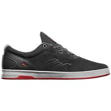 Emerica Skateboarding Brandon Westgate CC Cup Sole Grey Red Skate Shoe BNIB