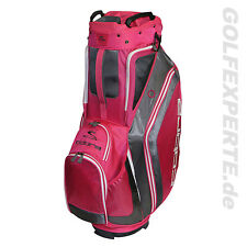 COBRA GOLF CART BAG CARTBAG DAMEN LADIES FLY-Z RASPBERRY/GREY INKL. ZUBEHÖR NEU