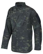 Tru-Spec 1229 MultiCam Black Tactical Response Uniform (TRU) Shirt