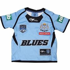 NEW SOUTH WALES NRL NSW STATE OF ORIGIN BLUES 2015 INFANT JERSEY SOO