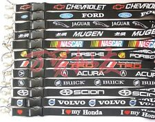 Auto Lanyard Car Brands Key Chain Quick Strap Release Holder lanyard keychains