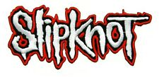 SLIPKNOT Iron Sew On Patch Badge Band Heavy Goth Rock Metal Music **BEST PRICE**