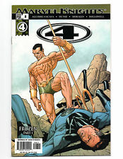 Marvel Knights 4 #8 FN Marvel Comics September 2004 Fantastic Four