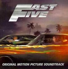 FAST FIVE [ORIGINAL MOTION PICTURE SOUNDTRACK] [PA] [USED CD]