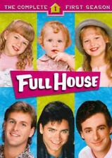 FULL HOUSE - THE COMPLETE FIRST SEASON [USED DVD]
