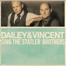 DAILEY & VINCENT SING THE STATLER BROTHERS [USED CD]
