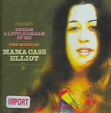 DREAM A LITTLE DREAM OF ME: THE MUSIC OF MAMA CASS ELLIOT [USED CD]