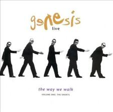 GENESIS LIVE: THE WAY WE WALK, VOL. 1 (THE SHORTS) [USED CD]