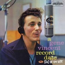 A GENE VINCENT RECORD DATE/SOUNDS LIKE GENE VINCENT [USED CD]