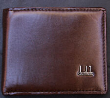 Men Portable Pocket Card Holder Clutch Slim Purse Business Bifold Leather Wallet