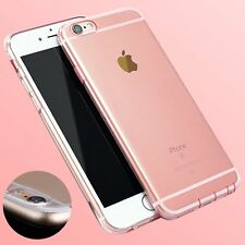 Crystal Ultra Thin Silicone Rubber Case Cover Shell For Apple iPhone 6 6s Plus+