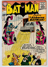 BATMAN #120 4.0 OFF-WHITE/WHITE PAGES SILVER AGE