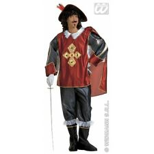 Boys Musketeer Costume Outfit for 16th 17th Century Cavalier Fancy Dress