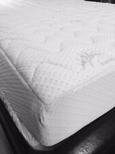 SoftHeaven BAMBOO COTTON QUILTED MATTRESS FITTED SHEET PAD TOPPER Select Size